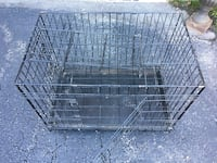 Metal collapsible pet crate Richmond Hill, L4E 4K3