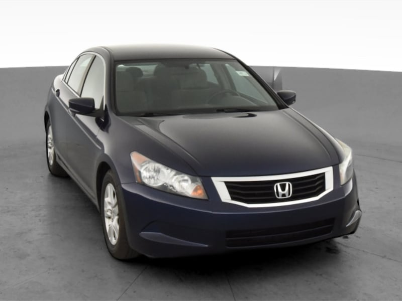 2009 Honda Accord sedan LX-P Sedan 4D Blue  9cb4b898-040a-418f-87fd-138573c7f7ac