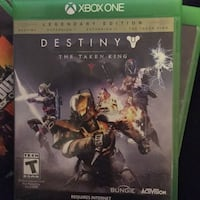 Xbox One games (price reduced)