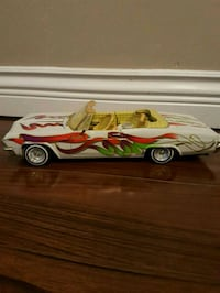 65 impala die cast metal car Surrey, V4N 5M2