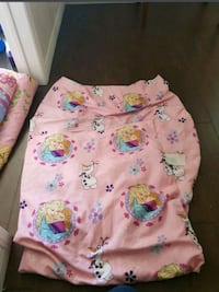 white and pink floral textile Brantford, N3T 0A1