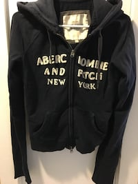 Abercrombie and fitch size large new condition