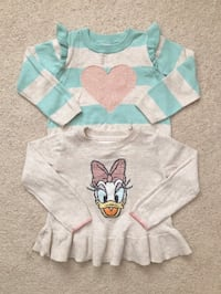Babygap sweaters size 2T- worn once Mississauga, L5M 0C5
