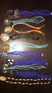 New- Necklaces from Bali Edmonton, T6V 0G1