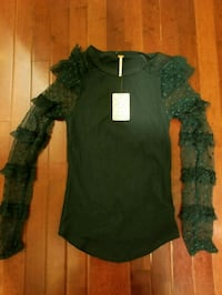 Half off. Free people, size s. New with tag Fairfax, 22033