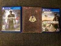 Ps4 games MUST TAKE ALL FOR $50! Edmonton, T6W 2C3
