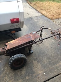 Gravely (make offer) walk behind tractor