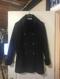 Women's size small black winter coat Bristow, 20136