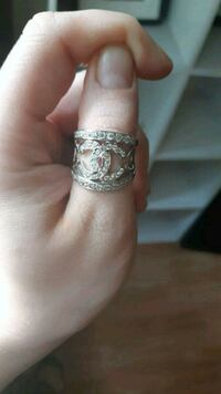 Chanel Ring size 8 2164 km
