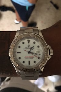 Rolex Yacht Master 1 Authentic Columbia, 21045
