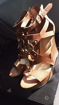 GUESS WEDGES! Size 9 Turlock, 95380
