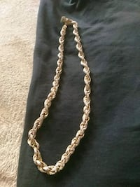 gold-colored chain necklace Elyria, 44035