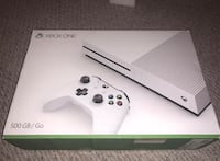 Xbox One S 500GB with games Frederick, 21703