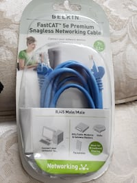 Snagless Networking Cable Woodbridge