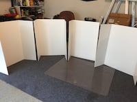4 Tri fold presentation boards Great for school projects Centreville, 20120