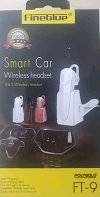 FİNEBLUE SMART CAR BLUETOOTH KULAKLIK