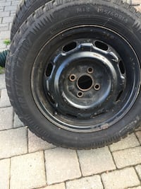 "Winter tires 14"" 100.00 or BO Toronto, M4J 2W6"