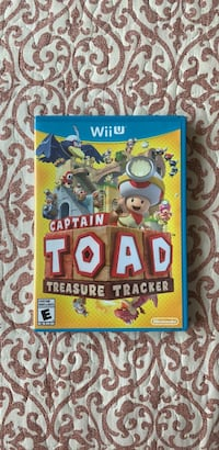 Captain Toad: Treasure Tracker (Wii U Game) Oxon Hill, 20745