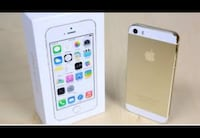 Unlocked IPhone 5s Gold  Toronto