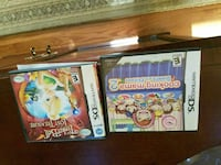 Brand new games 10 each 14 km