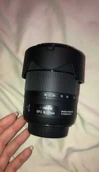 New Canon EFS 18-135mm 1:3.5-5.6 Zoom Lens Vaughan, L6A 2N6