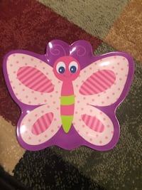 Butterfly Plate