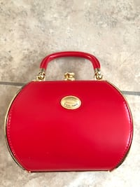 Red and Gold Hardcase Ladies Bag Newmarket, L3Y 7X2