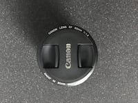 New Canon 50mm EF 1.4 Full Frame camera lens Centreville, 20121