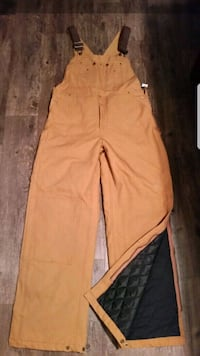 Brand new insulated / lined bib style coveralls   Barrie, L4M