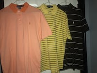 Polo shirts Midland, 79701