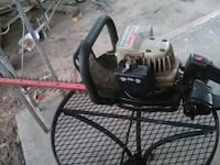 CRAFTSMAN GAS POWERED HEDGE TRIMMER