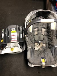 Chicco Key Fit 30 Car Seat and Base. I also have the infant inserts! Reading, 01867
