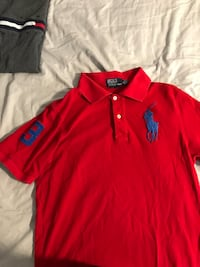 Red Big Pony Polo Ralph Lauren Bowmanville, L1C 2V5