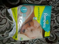 Pampers size 1 for $10 Cypress, 90630