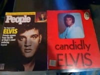 Elvis Magazine  Hickory