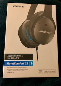 Bose QuietComfort 25 Acoustic Noise Cancelling Headphones  Potomac, 20854