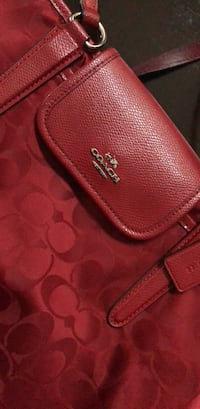 Red coach purse Folsom, 95630