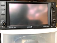 Chrysler 200 and 300 double deck DVD/radio GPS, Hard-drive, USB Toronto, M1B 5S9
