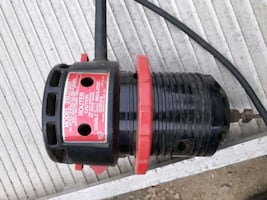Sears Craftsman router 25000rpm