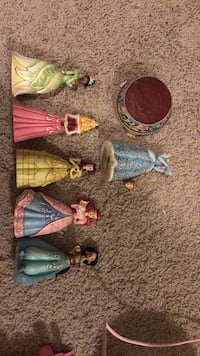 Hand carved princess statues  Erie, 80516