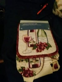 white and red floral textile Greeneville, 37745