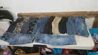 Baby boy jeans and pants sz 18-24m Tucson, 85706