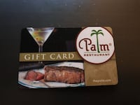 $100 Gift Card for $50 (Great value) Gaithersburg, 20877