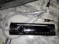 Sony HD Xplode MP3 stero face plate w/ AUX cord &USB