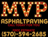 Asphalt repair Bloomsburg