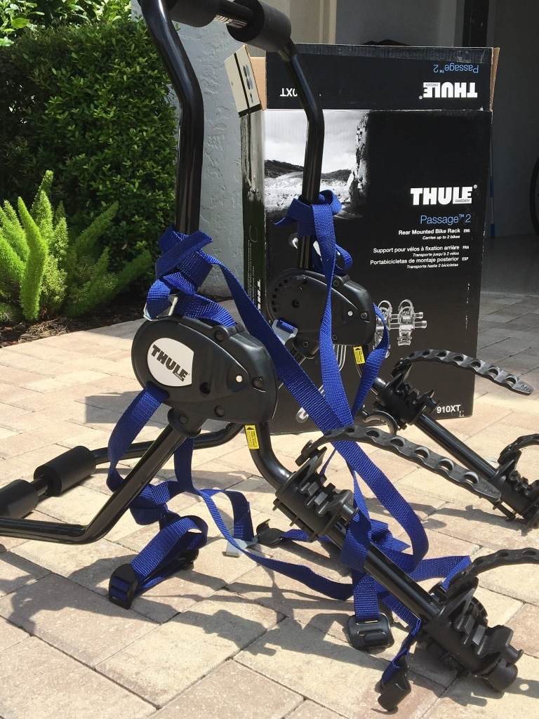 Photo Thule bike rack passage 2 - 910XT