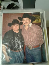 Tejano pics with autographs  Universal City, 78148
