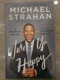 Wake Up Happy by Michael Strahan Vaughan, L4K 5W4
