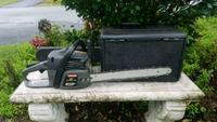 """SEARS 42CC 18"""" CHAINSAW + CASE Inwood, 25428"""