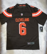 Men's Nike Baker Mayfield Brown Cleveland Browns Game - Jersey Surrey, V4N 1B6